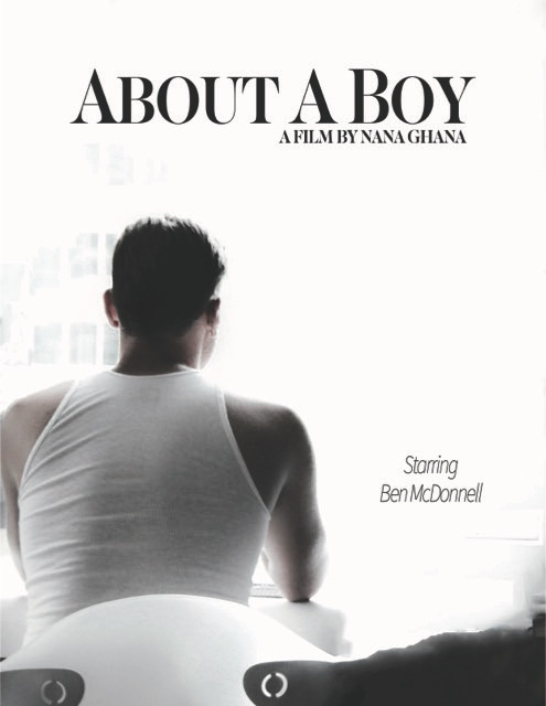 About A Boy, Ben McDonnell / Black Chalk Magazine