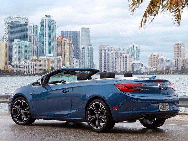 #Addicted to the 2017 Buick Cascada Sport Touring