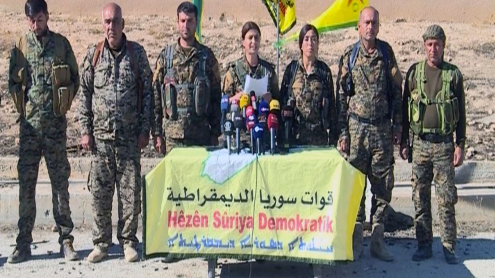 Image result for photo of kurds in raqqa