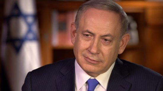 Israeli Prime Minister Benjamin Netanyahu (CBS NEWS)