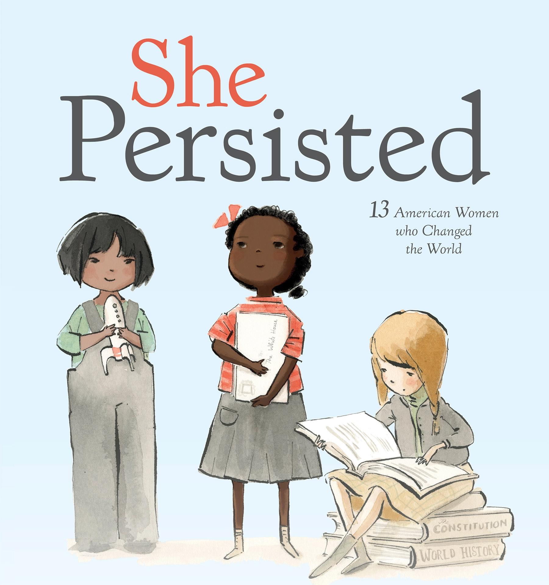 Image result for she persisted