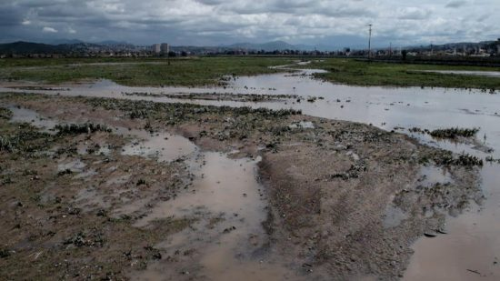 In two weeks, about 143 million gallons of sewage spilled into the Tijuana River.