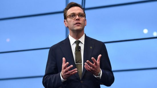 James Murdoch (Bryan Bedder/Getty Images)
