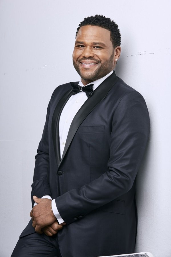 Anthony Anderson Host 2nd Biennial Andrew . Young International Leadership Awards And