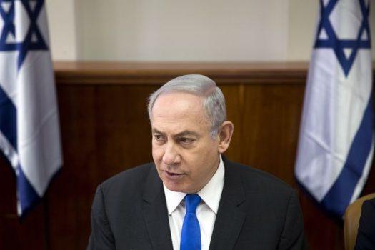 Benjamin Netanyahu (Photographer: Oded Balilty/AFP via Getty Images)