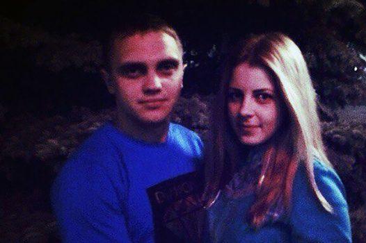 Yana Kryuchkova and Evgeny Chernov died together in their car (Photo: Vkontakte / east2west news)