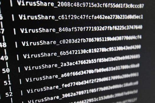 Computer users around the world were scrambling to reboot systems after a tidal wave of ransomware cyberattacks spread from Ukraine and Russia across Europe to the United States and then on to Asia. (AFP Photo/DAMIEN MEYER)