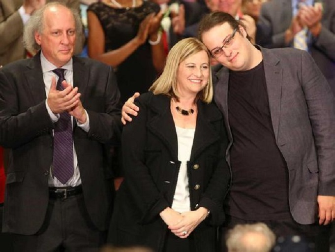 Nashville Mayor Megan Barry's only child, Max, died from an apparent drug overdose the Denver area on Saturday, July 29, 2017. He was 22. Wochit