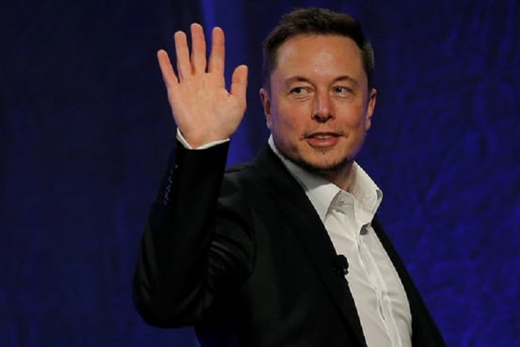 Elon Musk urges for proactive regulation of AI to help prevent the risk of the 'existential threat' (Photograph: Brian Snyder/Reuters)