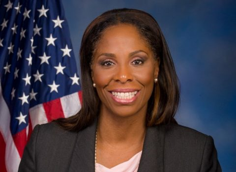 Virgin Islands Del. Stacey Plaskett. (U.S. House Office of Photography)