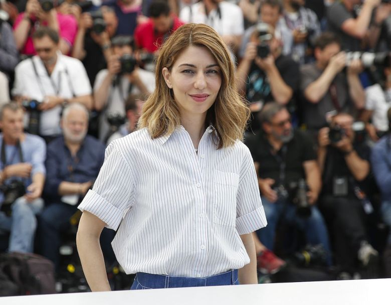 US director Sofia Coppola poses during the photocall for 'The Beguiled' during the 70th annual Cannes Film Festival, in Cannes, France, 24 May 2017.