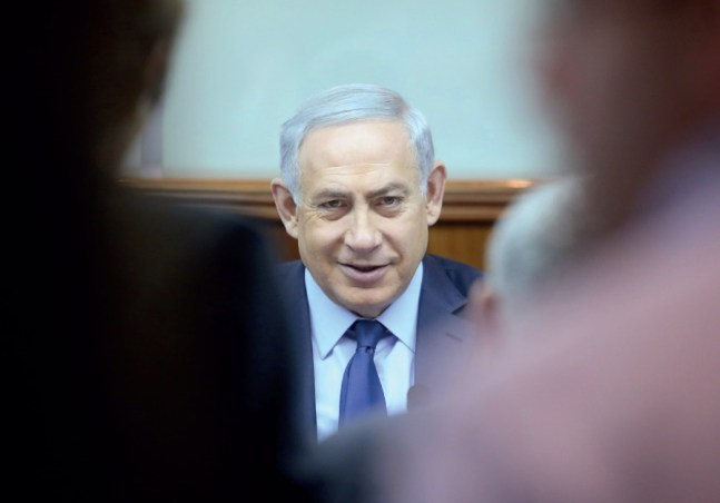 Israeli Prime Minister Benjamin Netanyahu. (Photo credit: MARC ISRAEL SELLEM/THE JERUSALEM POST)