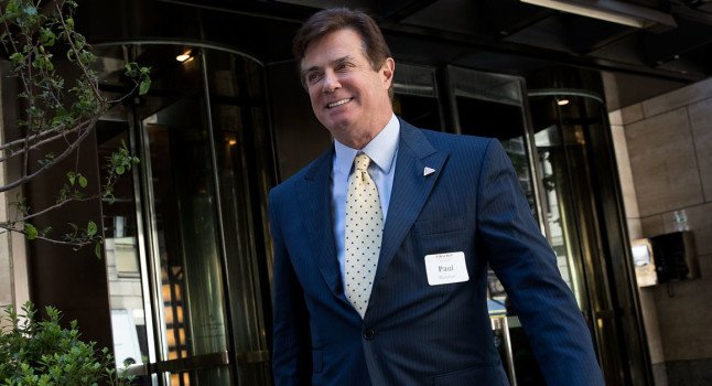 Paul Manafort's case will now be handled by Miller and Chevalier, a boutique firm in Washington.