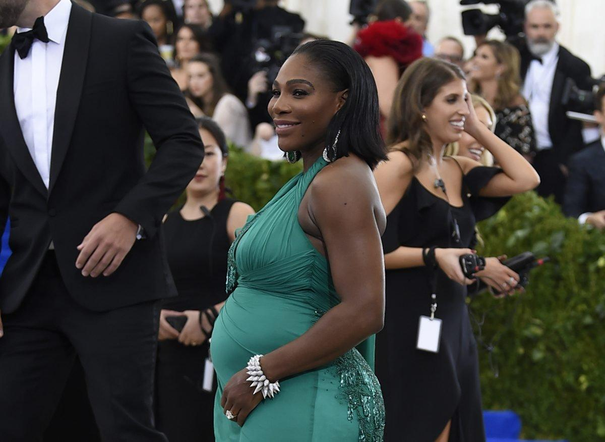 Serena Williams made the comments to Stellar magazine. (EVAN AGOSTINI/EVAN AGOSTINI/INVISION/AP)