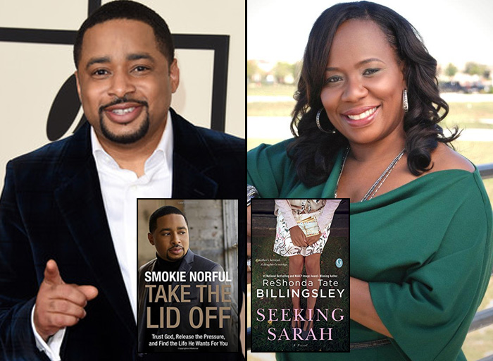 Smokei Norful and Reshonda Tate Billingsley top the September 2017 BCNN1/BCBC National Bestsellers List