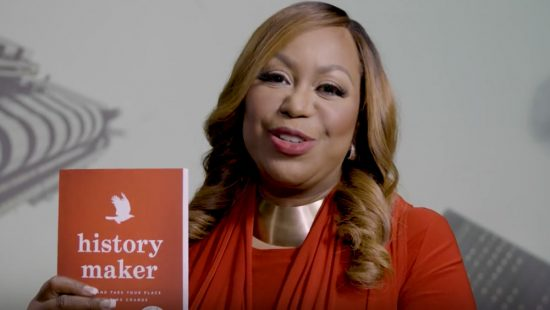 """Dr  Cindy Trimm Discusses her New Book, """"History Maker"""
