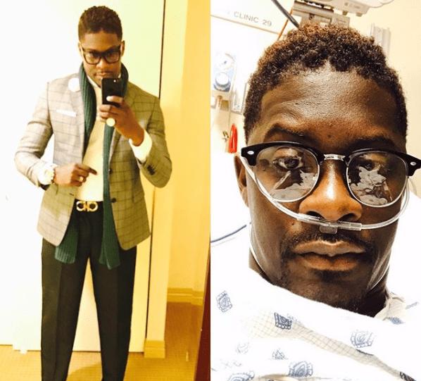 Pastor Shawn Jones in November 2016. (Instagram)