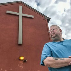 Giant Folding Chair Plycraft For Sale Former South Jersey Klansman Finds Forgiveness And A Friend In Black Church | Bcnn1 - ...