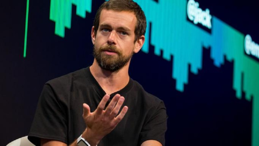 Jack Dorsey says that virtual currencies built using distributed ledgers will be the next big breakthrough (MICHAEL NAGLE/BLOOMBERG/GETTY IMAGES)