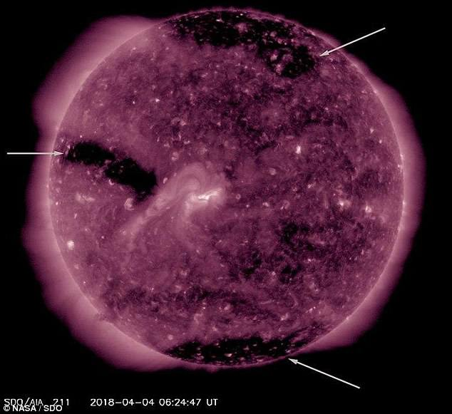 how does a solar storm knock out power - photo #21