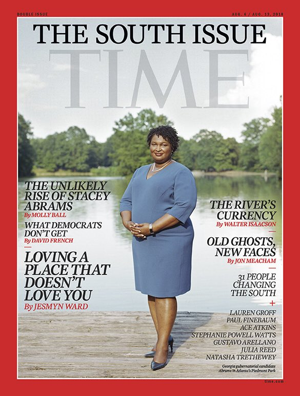TIME: the South Issue