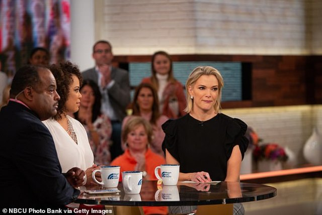 A Number Of Megyn Kellys Black Colleagues At Nbc Are Shocked That The Host Is Fighting To Receive A Full Payout Of Her Contract After Her Comments