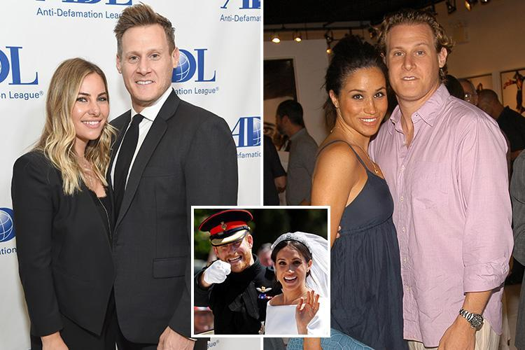 Just Five Months After Royal Wedding, Meghan Markle's Ex