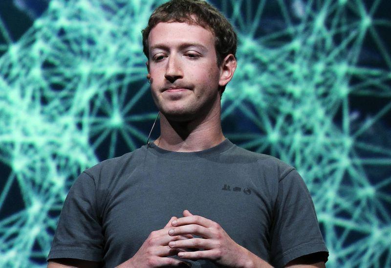 Facebook CEO Mark Zuckerberg (Getty)