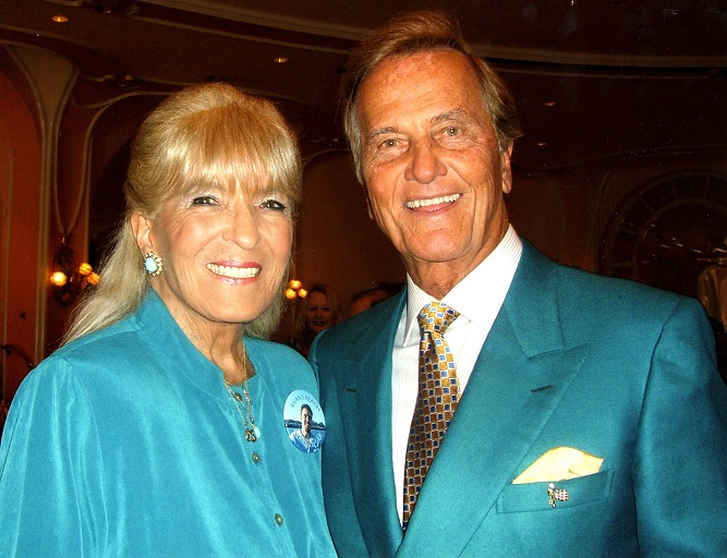 Pat and Shirley Boone (Courtesy: Pat Boone)
