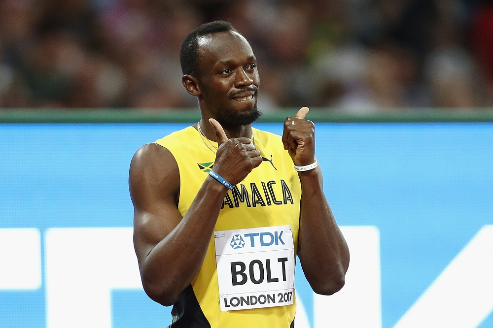 WATCH: Usain Bolt Casually Ties NFL Scouting Combine's 4 ...