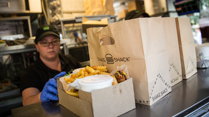 Shake Shack is trying a four-day workweek in some of its Vegas restaurants.