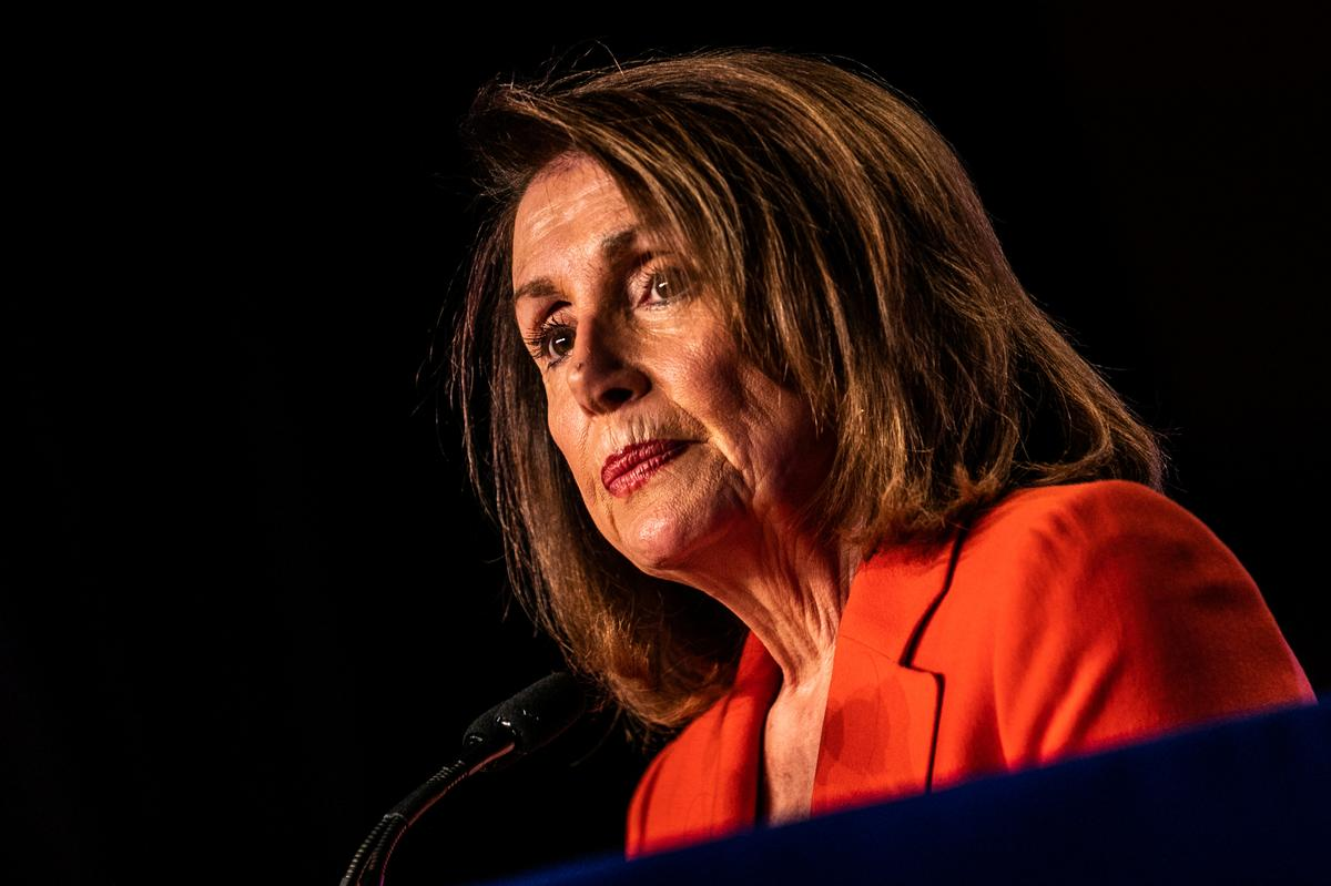 pelosi attacks trump for criticizing ilhan omar u2019s
