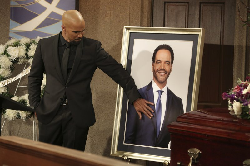 Young and the Restless' Episode Honors Kristoff St  John Who