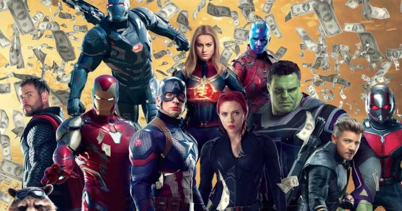 Avengers: Endgame' Boasts Historic $1 2 Billion Worldwide