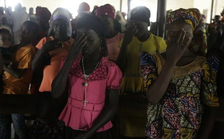 There's a Devil Loose: Radical Islamic Jihadists Have Killed Over 1,400 Nigerian Christians in First 4 Months of 2021