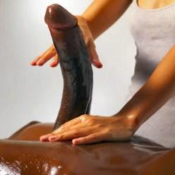 Hand Draining A Whiteboi - image  on https://blackcockcult.com