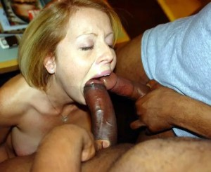 Two Cocks, One Mouth
