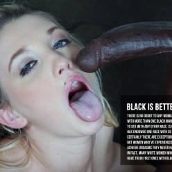White Holes Were Made For Black Cock - image  on https://blackcockcult.com