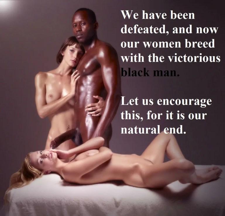 A Message To Whitebois - image  on https://blackcockcult.com