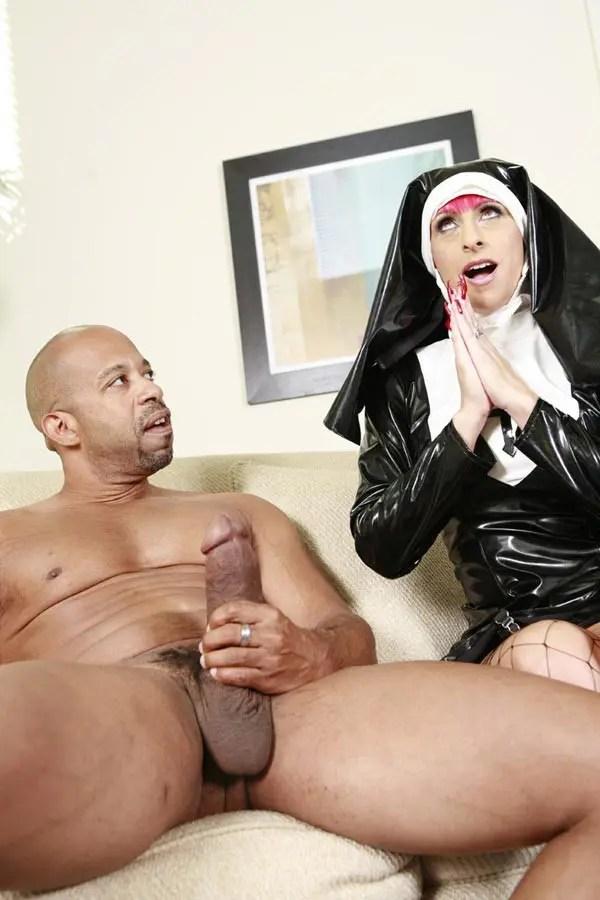 Black Cock Lust is Biblical - image  on https://blackcockcult.com