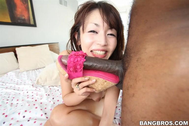 Asians Become Black Only Porn Stars - image  on https://blackcockcult.com
