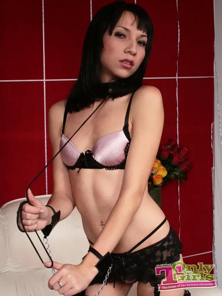Sissy Slut Sabrina Kamoei - III - image  on https://blackcockcult.com