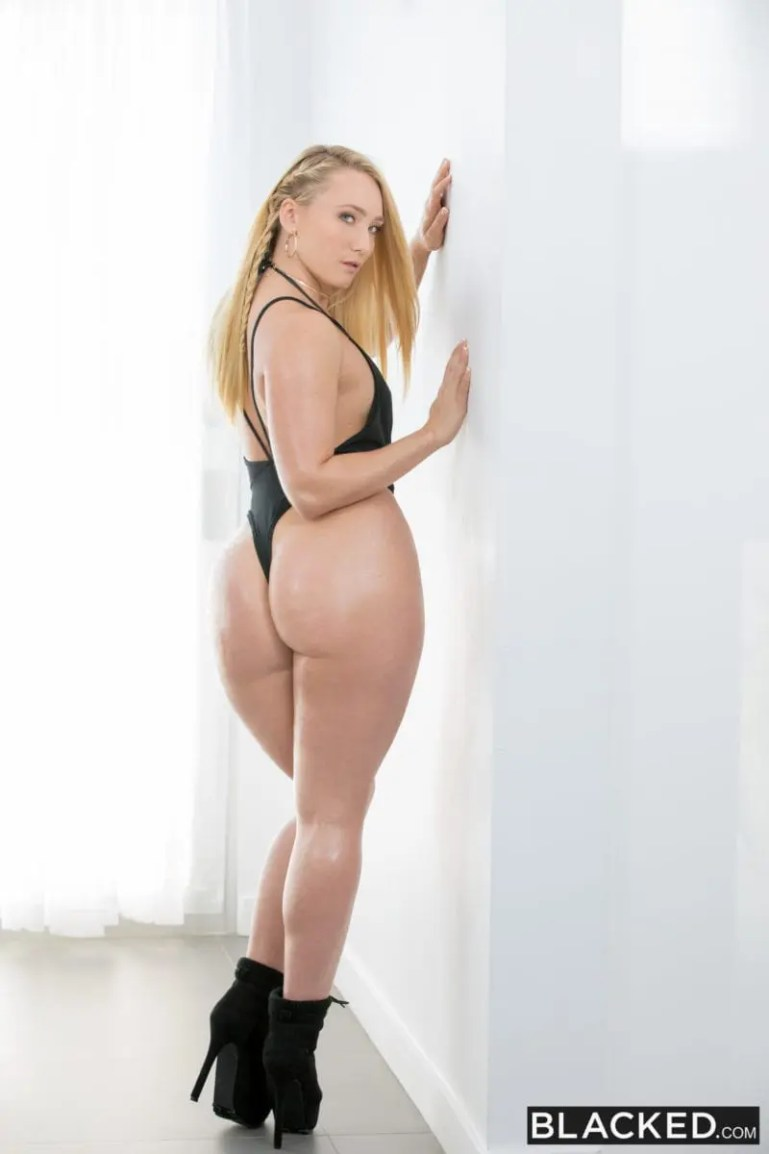 Professional Black Cock Slut AJ Applegate - image  on https://blackcockcult.com