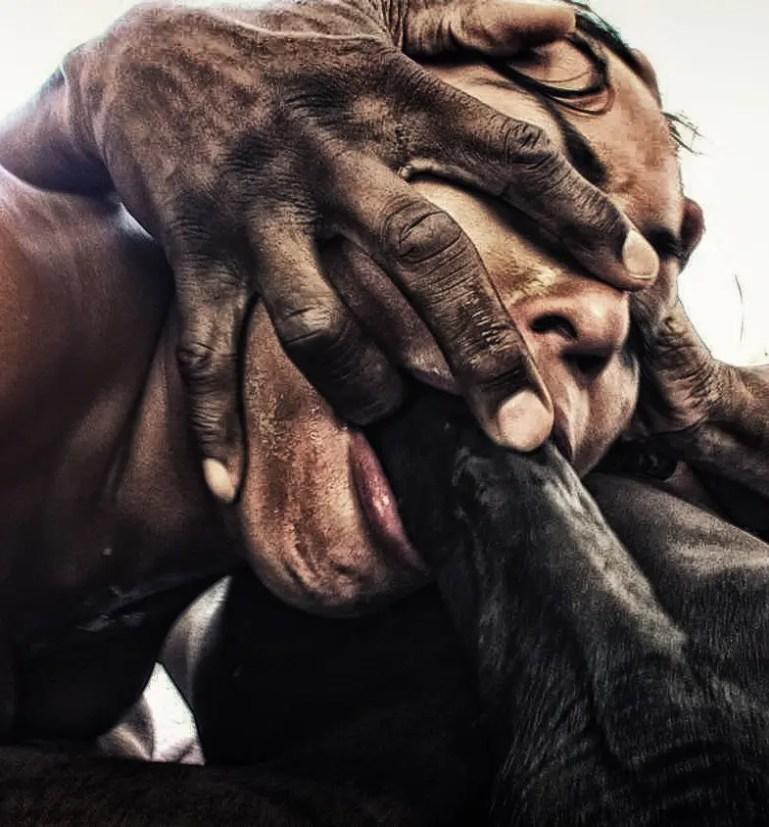 Black Lust Images by Blackheart - I - image  on https://blackcockcult.com