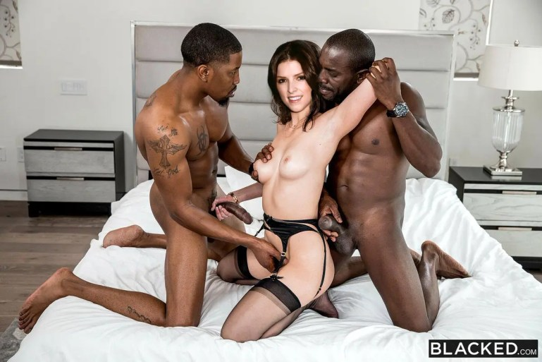 Black Cock Queens: Anna Kendrick - image  on https://blackcockcult.com