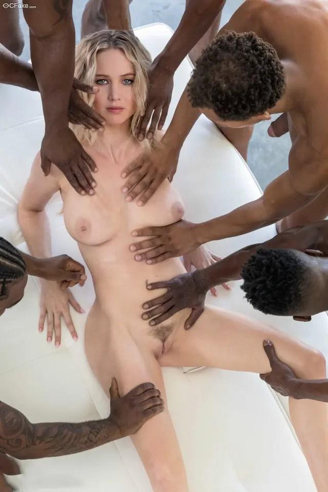 Black Cock Queens: Jennifer Lawrence - image  on https://blackcockcult.com