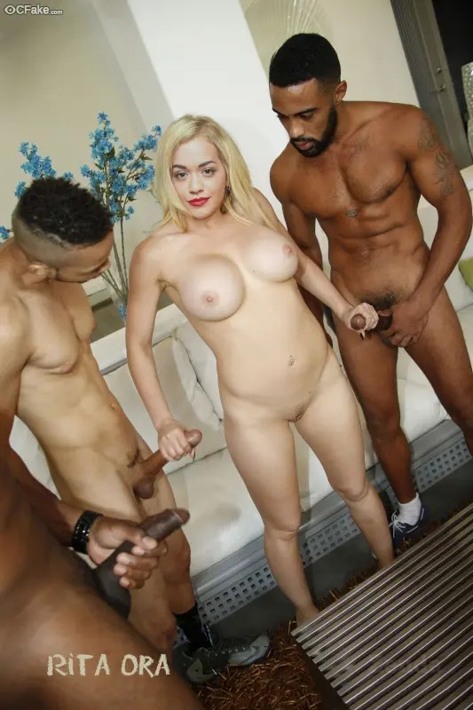 Black Cock Queens: Rita Ora - image  on https://blackcockcult.com