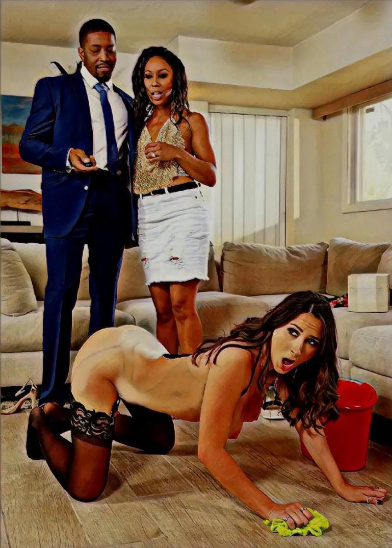 Domestic Servants - image  on https://blackcockcult.com