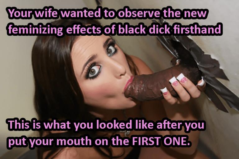 A New Life For White Sissies - image  on https://blackcockcult.com