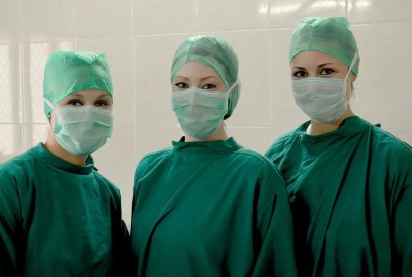 Castratrix Nurses - image  on https://blackcockcult.com